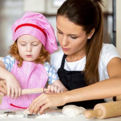 Nanny care at home